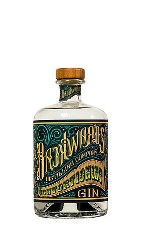 Backwards Distilling Company Contortionist Gin