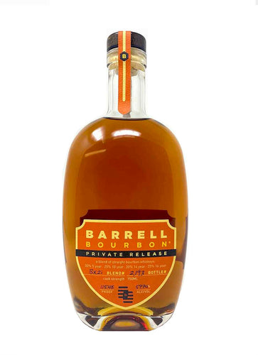 Barrell Private Release Bourbon BX2i