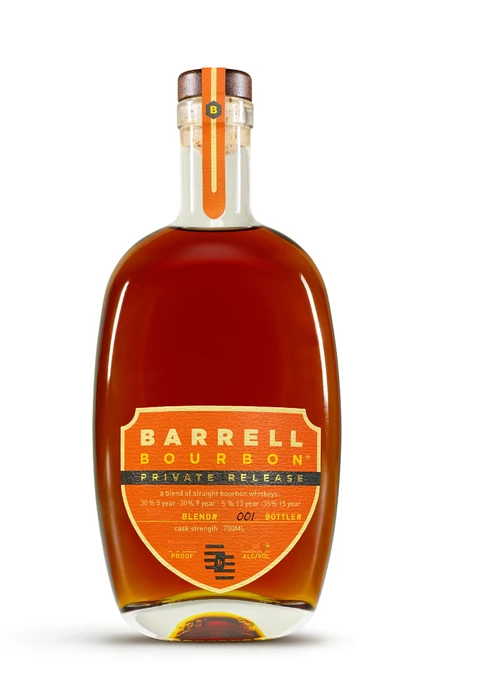 Barrell Private Release Bourbon A07R