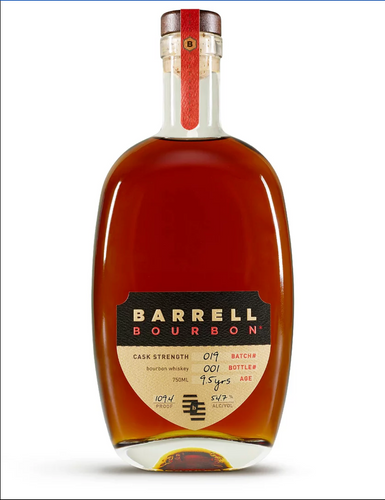 Barrell Bourbon Batch 019