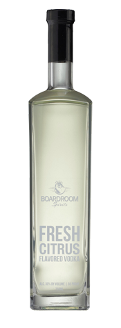 Boardroom Spirits Fresh Citrus Vodka