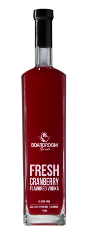Boardroom Spirits Fresh Cranberry Vodka