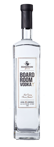Boardroom Spirits Vodka