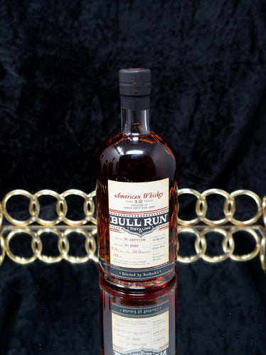 Bull Run Pinot Noir Finished American Whiskey - Seelbach's