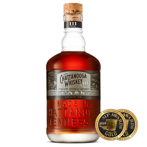 Chattanooga Whiskey 111 Tennessee High Malt
