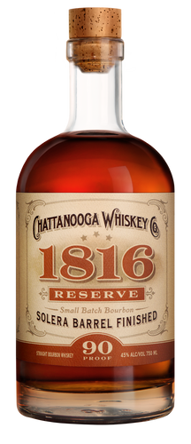 Chattanooga Whiskey 1816 Reserve