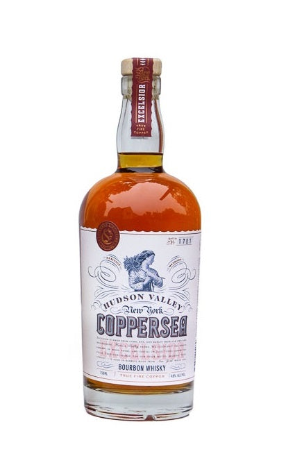 Coppersea Excelsior Straight Bourbon Whiskey
