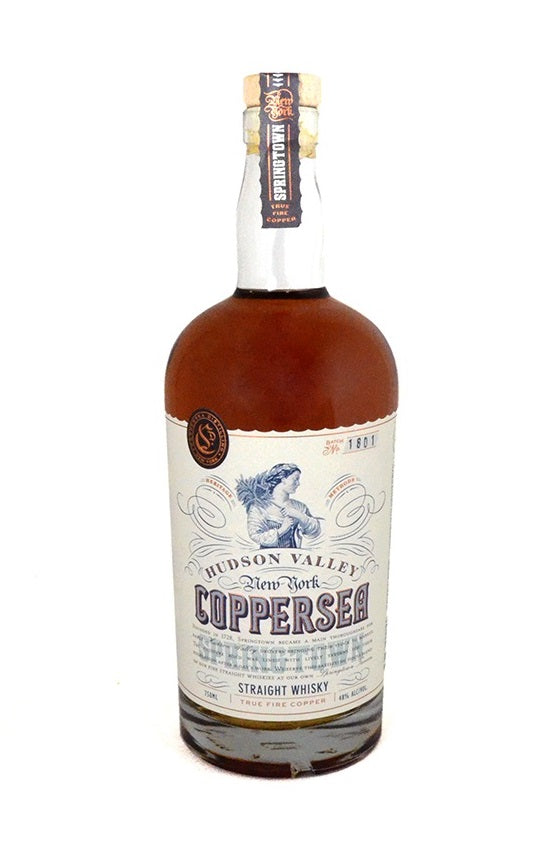 Coppersea Springtown Straight Whiskey Blend