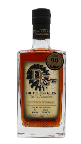 Driftless Glen Bourbon Whiskey