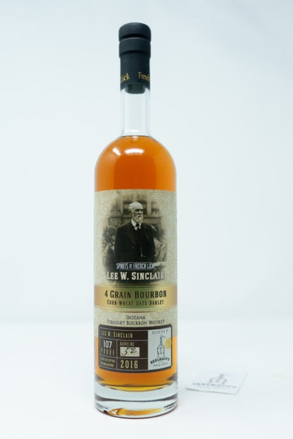 Spirits Of French Lick Lee Sinclair - Seelbach's Select Pt. 2