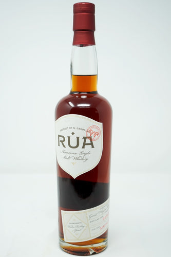 Great Wagon Road Distilling Rua American Single Malt - Sherry Finished
