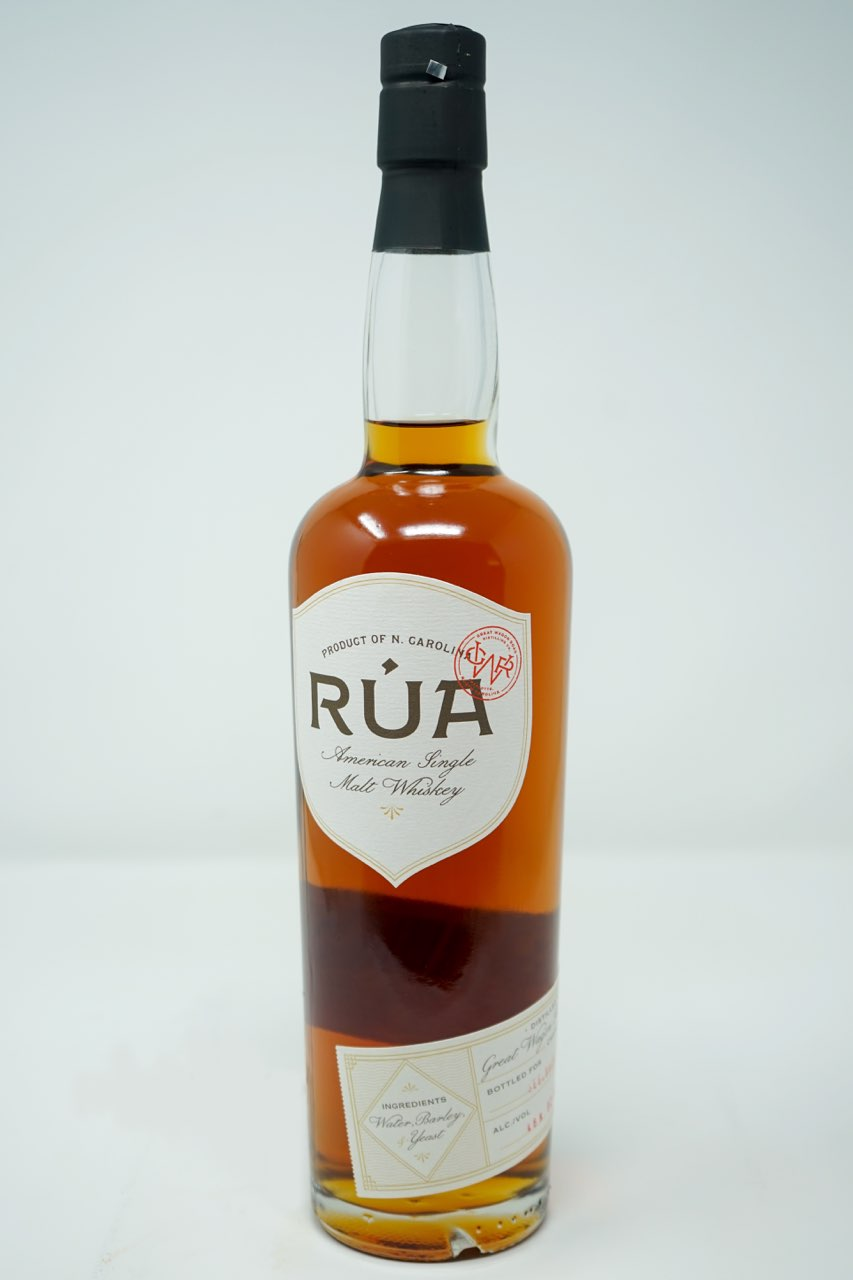 Great Wagon Road Distilling Rua American Single Malt - Seelbach's Selection