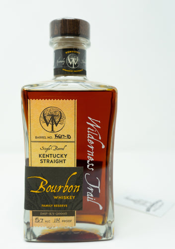 Wilderness Trail Bourbon Whiskey - Bourbon Community Roundtable