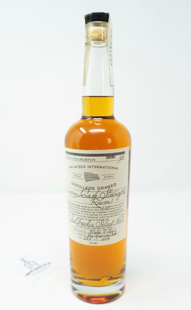 Privateer Rum Cask Strength - Selected by Seelbach's