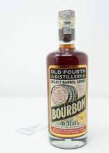 Old Fourth Distillery Sherry Finished Cask Strength Bourbon