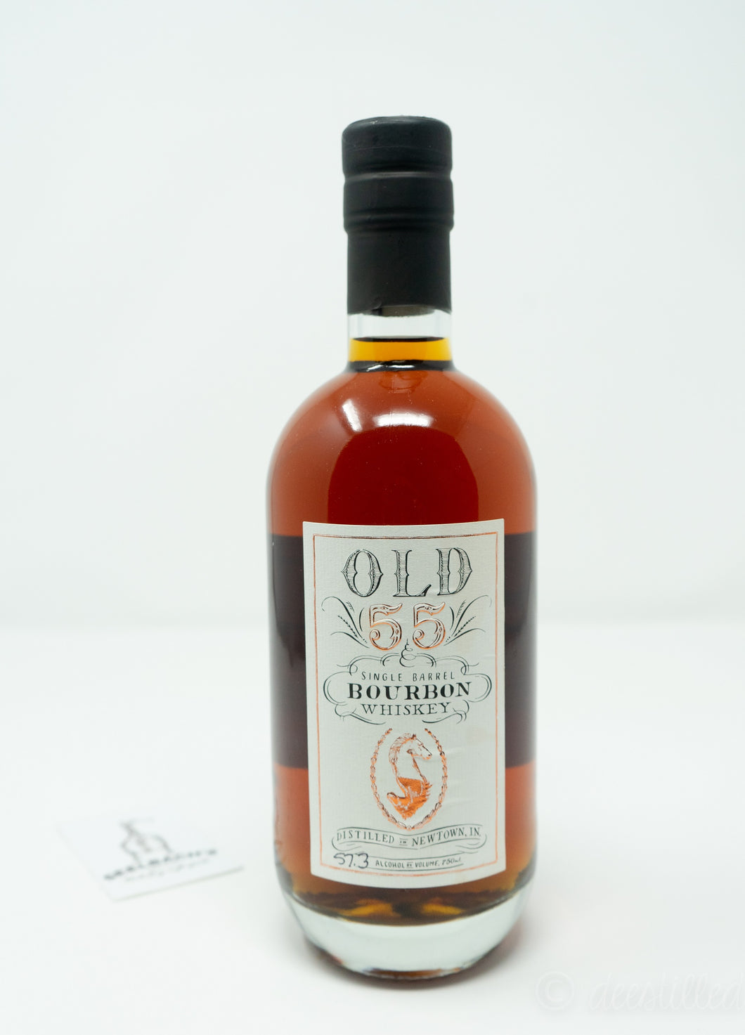 Old 55 Single Barrel Bourbon