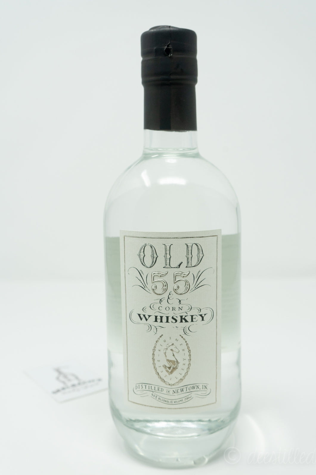 Old 55 Corn Whiskey