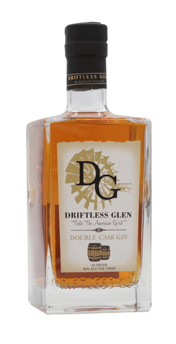 Driftless Glen Distillery Double Cask Gin