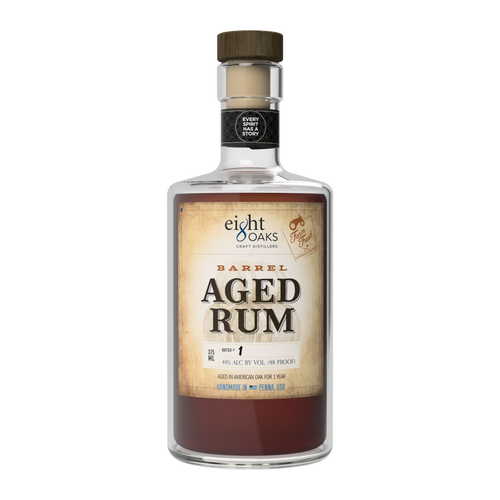 Eight Oaks Distillers Aged Rum