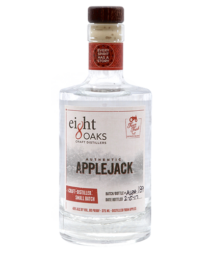 Eight Oaks Distillers Authentic Applejack