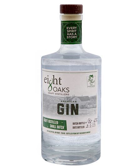 Eight Oaks Distillers Gin