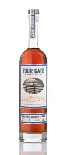Four Gate Whiskey Company Batch 6 - The Kelvin Collaboration II
