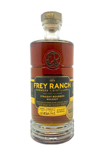 Frey Ranch Single Barrel Bourbon - Selected By Seelbach's