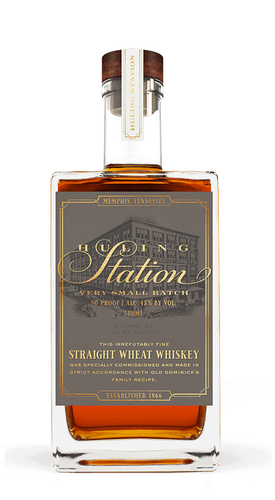 Old Dominick Huling Station Straight Wheat Whiskey