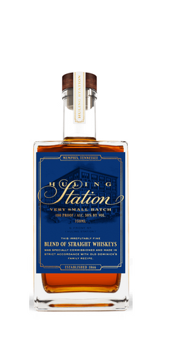 Old Dominick Huling Station Blend of Straight Whiskeys