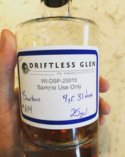 Driftless Glen Distillery Seelbach's Single Barrel Bourbon