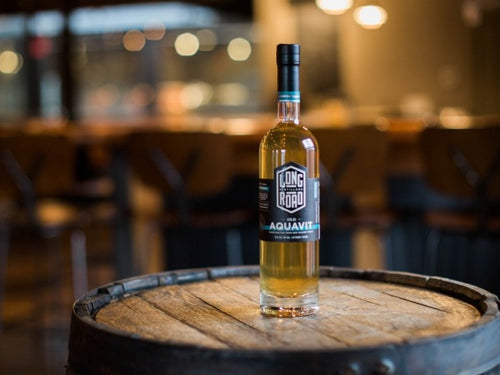 Long Road Distillers Old Aquavit - Limited