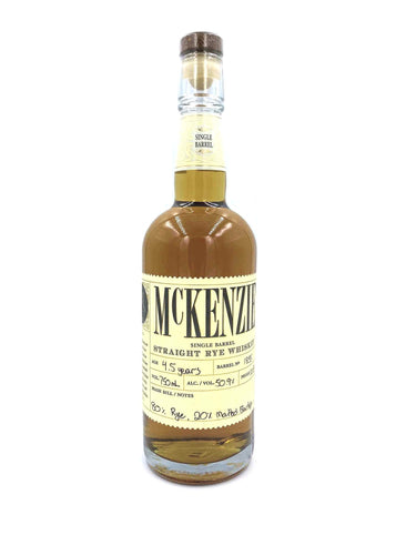 McKenzie Rye - Selected by Seelbach's