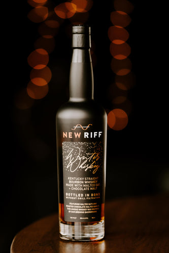 New Riff Distilling Winter Whiskey