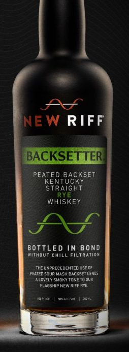 New Riff Distilling Backsetter Rye
