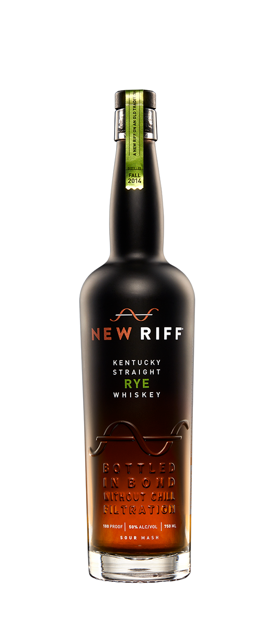 New Riff Distilling Kentucky Bottled-In-Bond Rye Whiskey