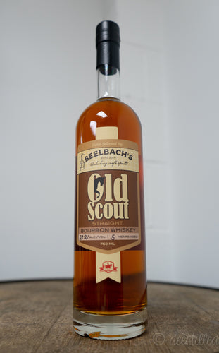 Smooth Ambler Old Scout - Seelbach's Selection