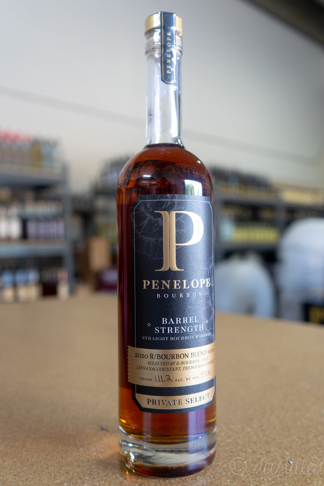 Penelope Bourbon Private Select