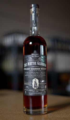 Spirits Of French Lick Mattie Gladden Bottled-In-Bond Bourbon
