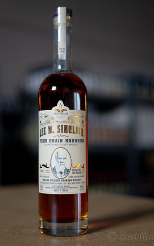Spirits Of French Lick Lee Sinclair 4-Grain Bottled-In-Bond Bourbon