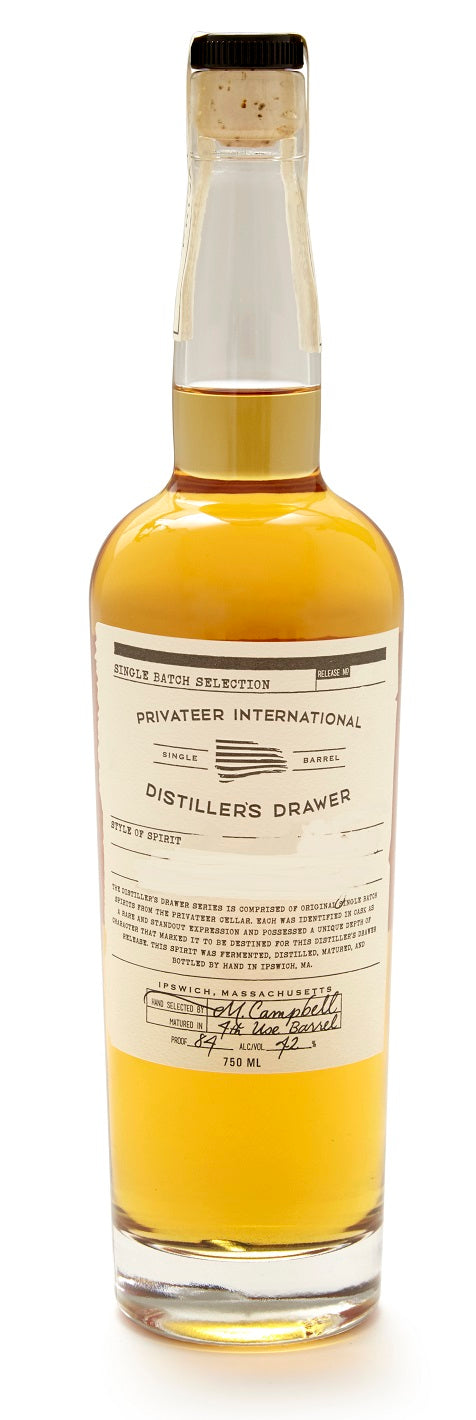 Privateer Rum Distiller's Drawer - Garrigue Cask Strength #73