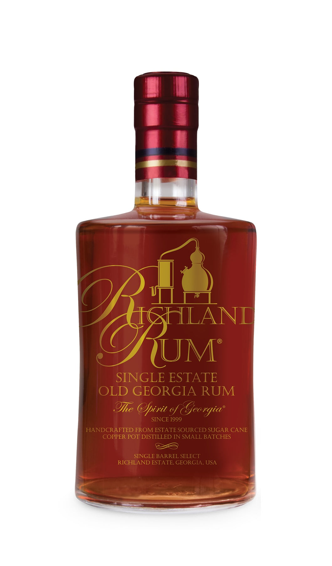 Richland Single Estate Old South Georgia Rum - 375ml