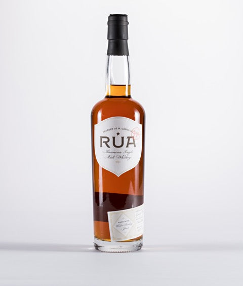 Great Wagon Road Distilling Rua American Single Malt