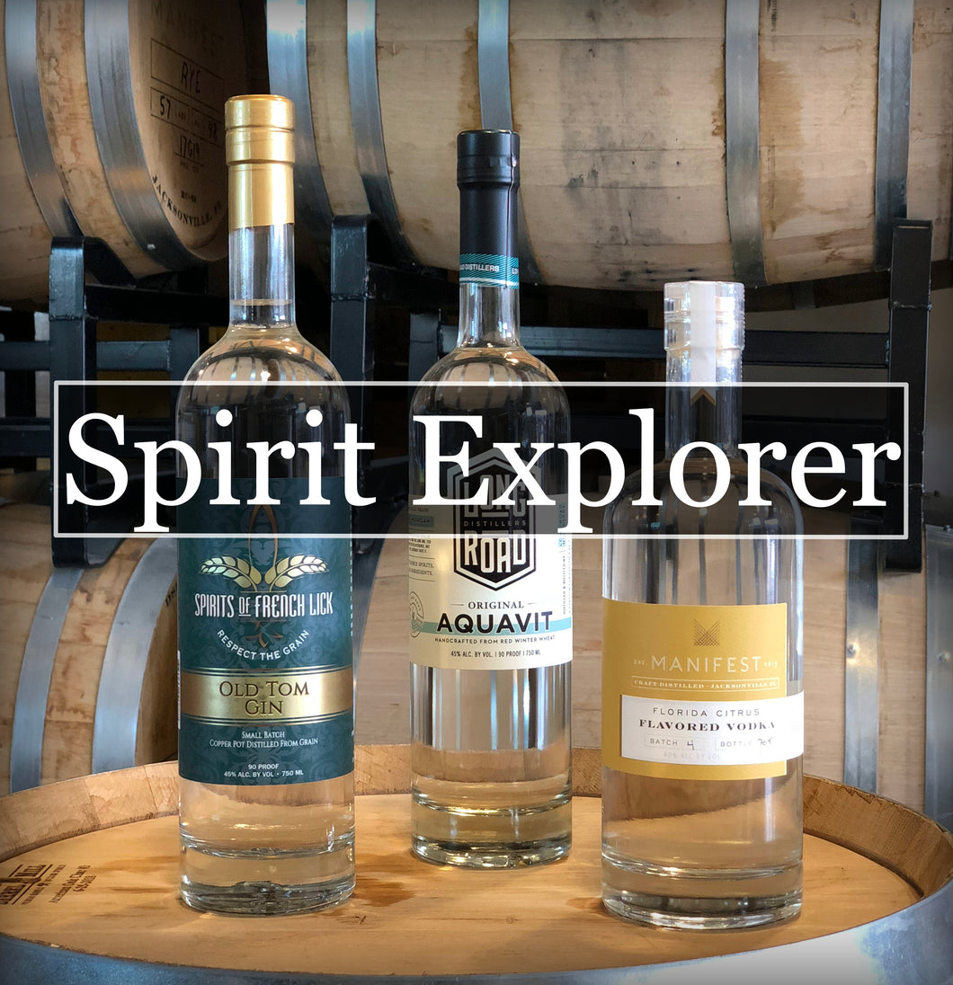 Seelbach's Quarterly - Spirit Explorer