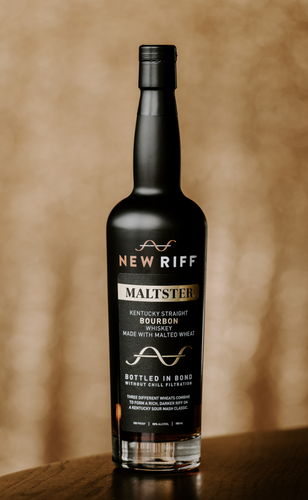 New Riff Distilling Maltster Wheated Bourbon