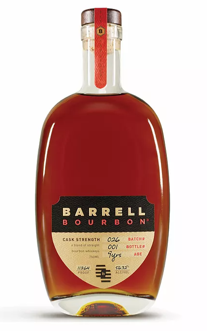Barrell Bourbon Batch 026
