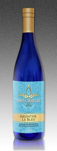 Spirits Of French Lick Absinthe Le Blue