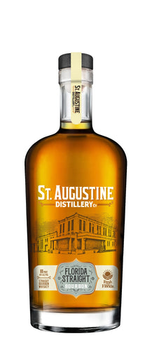 St Augustine Distillery Florida Straight Bourbon