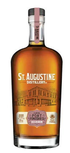 St Augustine Distillery Port Finished Bourbon