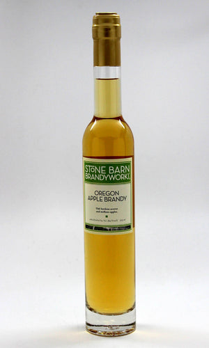 Stone Barn Brandyworks Oregon Apple Brandy