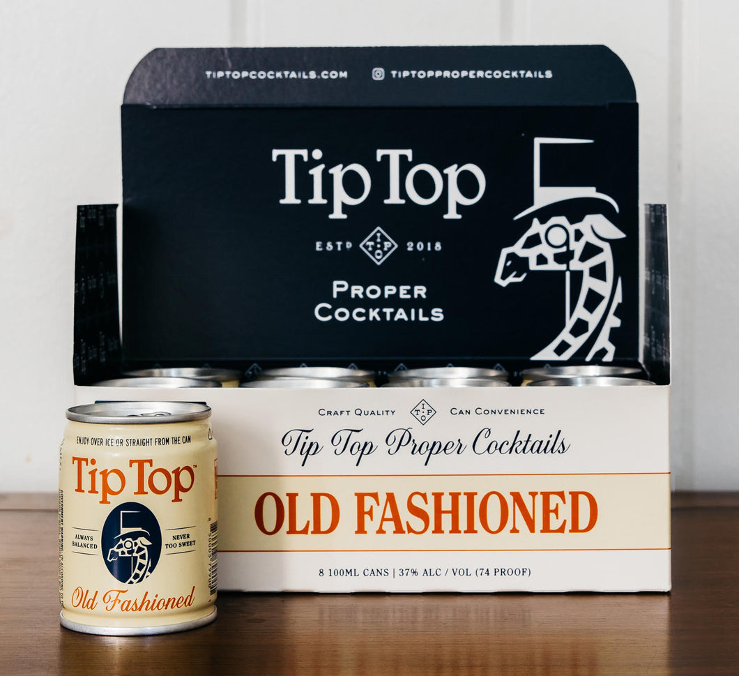 Tip Top Old Fashioned 8-Pack